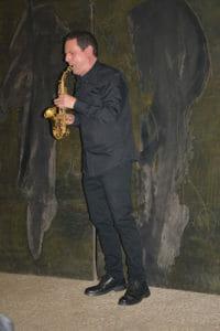 Iñaki Zudaire Saxofonista