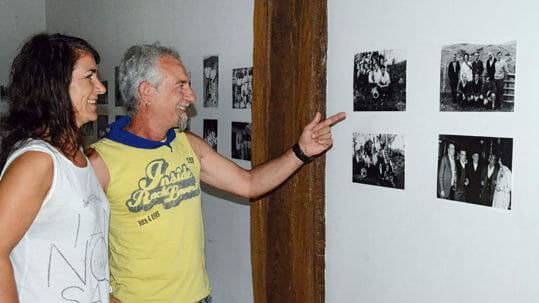 Jose Luis Egaña: «Bitxia da belaunaldien artean familietan gordetzen den antza»
