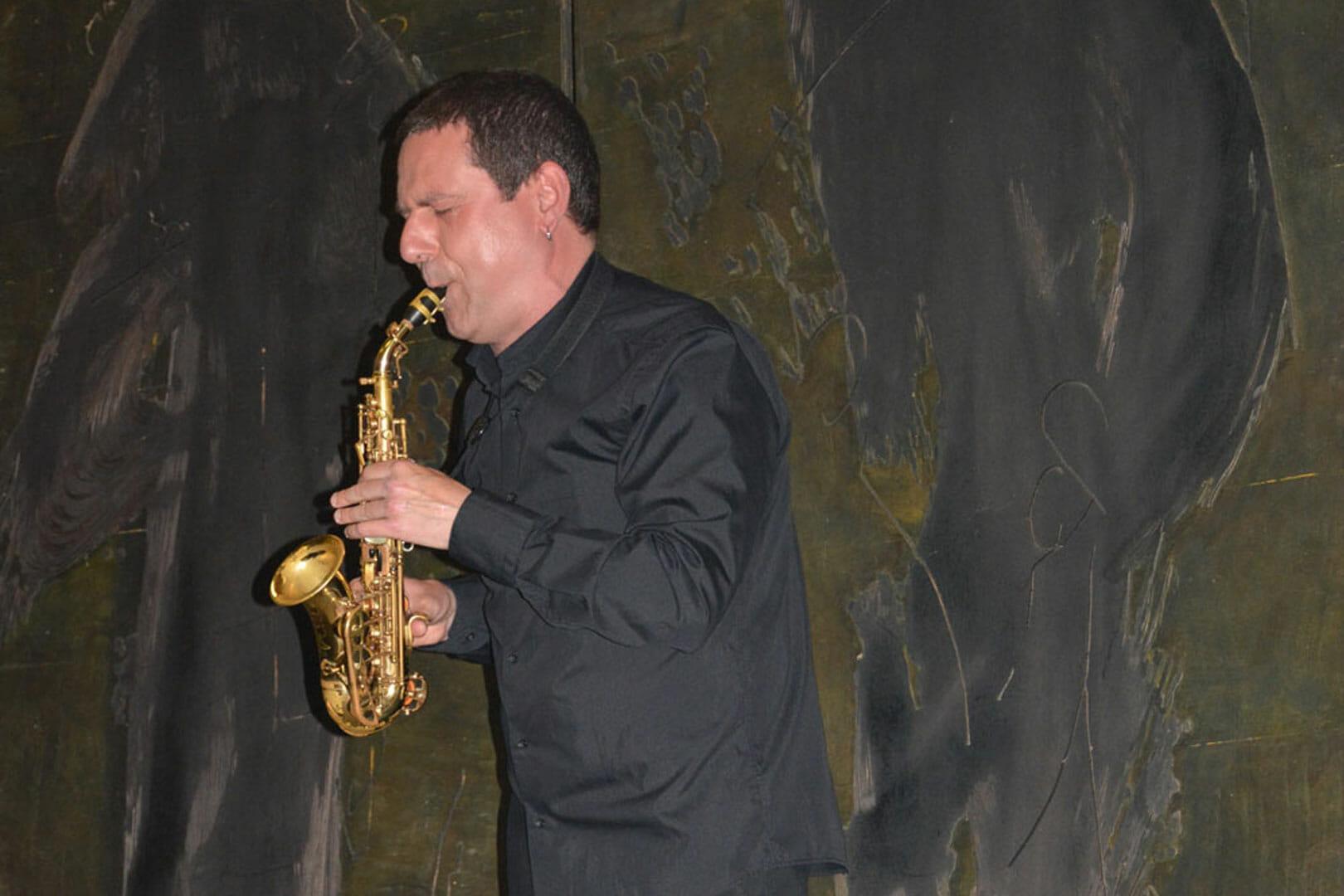 Iñaki Zudaire Saxofoi jolea
