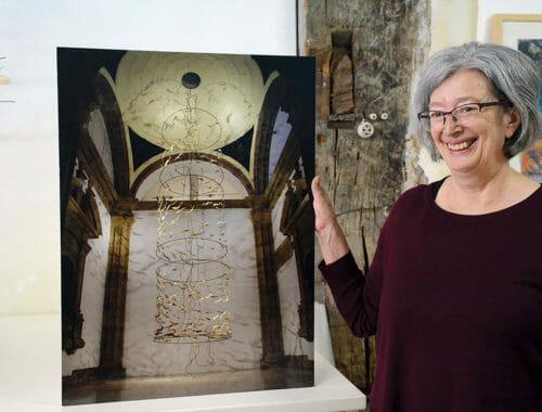maria cueto escultora Txantxangorri Aldizkaria