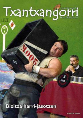 Txantxangorri portada98 Txantxangorri Aldizkaria