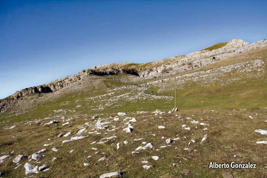 Túmulos circulares de Arraska
