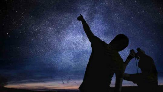 Starlight gaua antolatu du Aranzadi Zientzia elkarteak