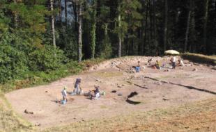 Poblado de la Edad de Hierro de Basagain
