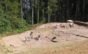 Basagain, poblado de la Edad del Hierro