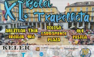 XI Campeonato Voley Playa de Tolosa